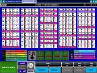 Microgaming Aces and Faces 50 Play Poker