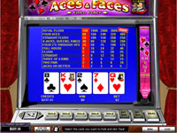 Playtech Aces and Faces Poker