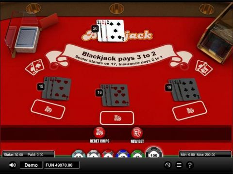 Blackjack BlackJack Info