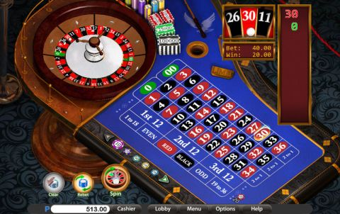 American Roulette Elite Edition Table Table ScreeenShot