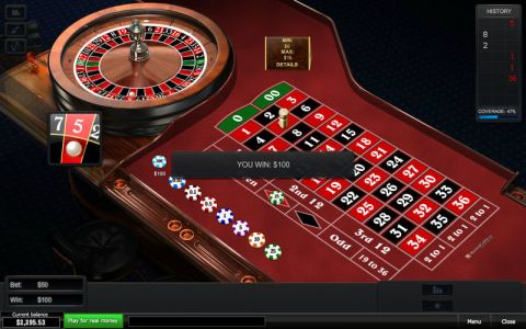 Premium American Roulette Table Table ScreeenShot