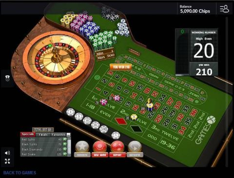 Roulette PRO Table Table ScreeenShot