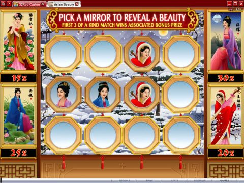 Asian Beauty Slot Bonus 1