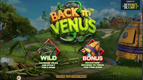 Back to Venus Slot Info