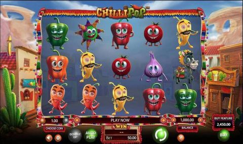 Chillipop Slot Slot Reels