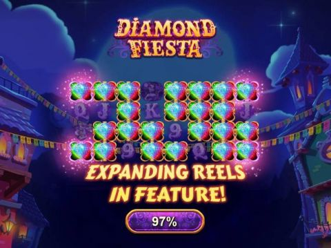Diamond Fiesta Slot Bonus 1
