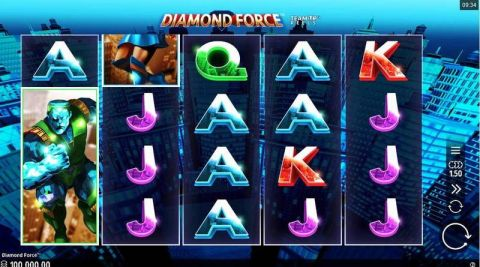 Diamond Force Slot Slot Reels