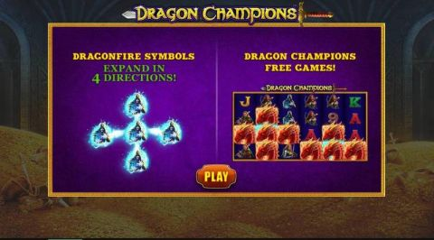 Dragon Champions Slot Info