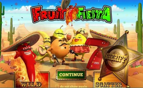 Fruit Fiesta Slot Info