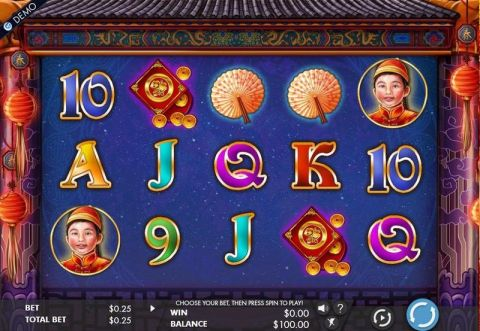 Lion Dance Slot Slot Reels