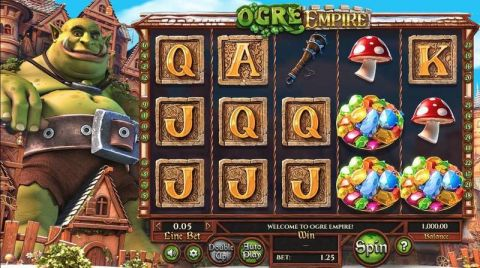 Ogre Empire Slot Slot Reels