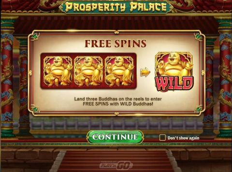 Prosperity Palace Slot Bonus 1