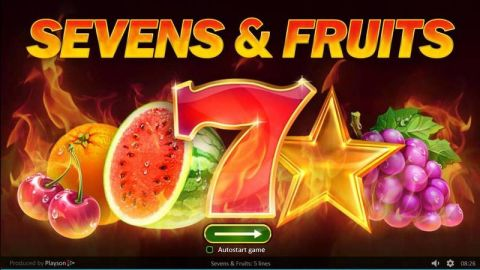 Sevens & Fruits Slot Info
