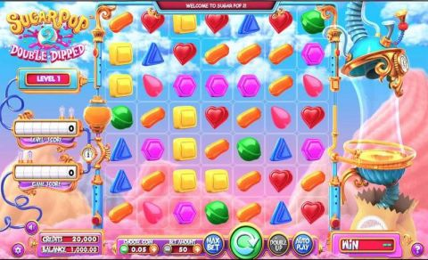 Sugar Pop 2: Double Dipped Slot Slot Reels