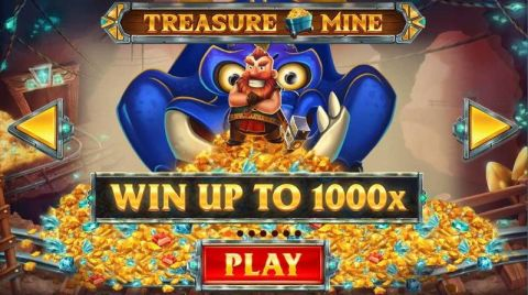 Treasure Mine Slot Info