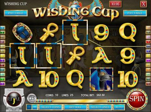 Wishing Cup Slot Slot Reels